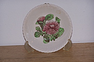 Johnson Bros. Fruit/dessert Bowl, Old Flower Prints