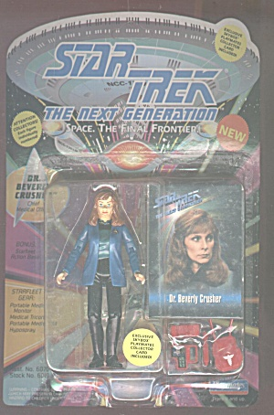 Dr. Beverly Crusher, The Next Generation