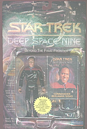 Commander Benjamin Sisko, Deep Space Nine