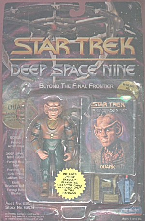 Quark, Deep Space Nine