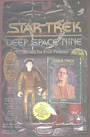 Odo, Deep Space Nine