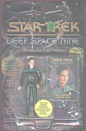 Lieutenant Jadzia Dax, Deep Space Nine
