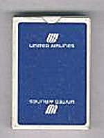 UNITED AIRLINES PLAYING CARDS (Image1)