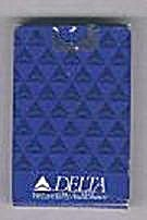 DELTA AIRLINES PLAYING CARDS (Image1)