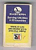 EASTERN AIRLINES PLAYING CARDS (Image1)