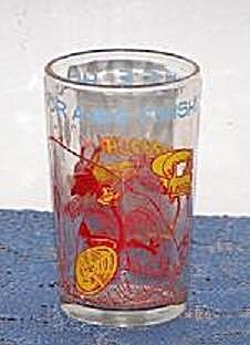 1974 WARNER BROS. ROAD RUNNER GLASS (Image1)