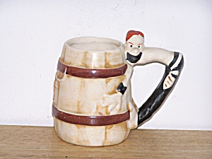 Hillbilly Mug, Man Handle