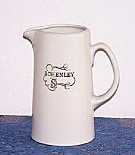 SCHENLEY BAR PITCHER BY WADE (Image1)
