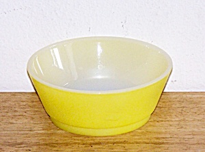 Yellow Stacking Bowl