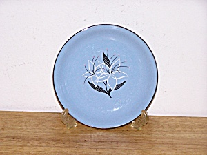 Homer Laughlin's Skytone Dessert Plate