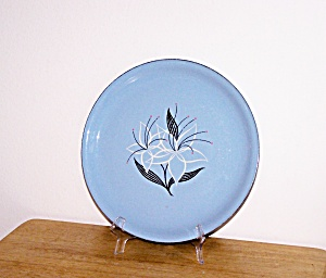 Homer Laughlin's Skytone Dinner Plate
