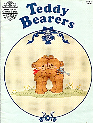 Teddy Bearers Cross Stitch Leaflet