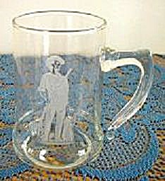 NRA GLASS DRINKING MUG (Image1)