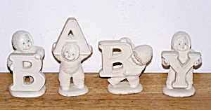 4 ANGEL SNOW BABIES (Image1)