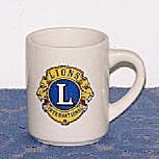 Lions International Coffee Mug