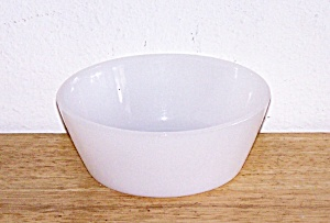 Milk White Stacking Bowl