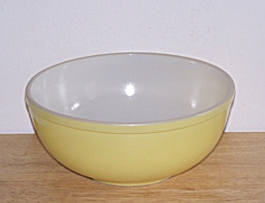 Yellow Mixing Bowl, 4 Qt.