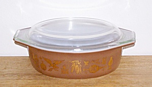 American Heritage, Covered Casserole, 1 ½ Qt.