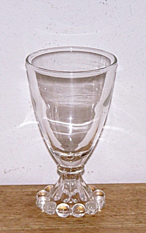 ANCHOR HOCKING BOOPIE JUICE GLASS (Image1)