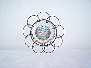 MACKINAC ISLAND Wall Hanging Souvenir Plate (Image1)