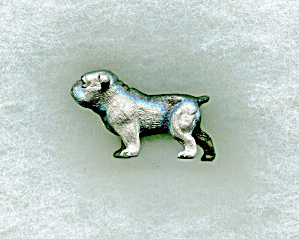 Pewter Spoontiques Bulldog