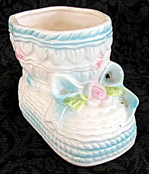 Baby S Bootie Planter Nancy Pew Miscellaneous At Back