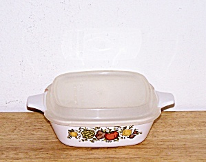 CORNING WARE SPICE OF LIFE PAN (Image1)