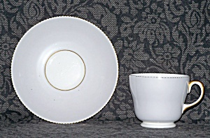 Wedgwood Cup & Saucer