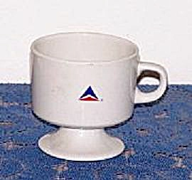 DELTA  AIR LINES COFFEE MUG (Image1)
