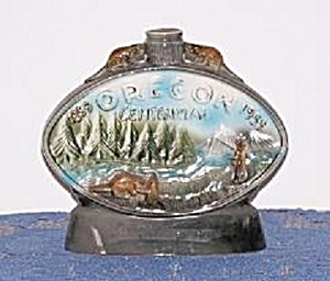 1959 OREGON CENTENNIAL BEAM DECANTER (Image1)