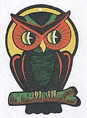 BEISTLE OWL DIE CUT (Image1)