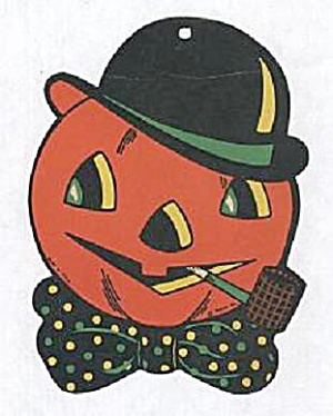 BEISTLE PUMPKIN IN DERBY HAT DIE CUT (Image1)