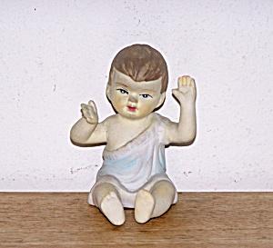 BISQUE BABY FIGURINE (Image1)