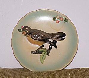 LEFTON 3-D BIRD PLAQUE (Image1)