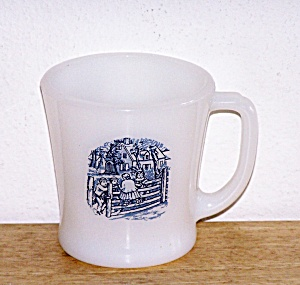 CURRIER & IVES MUG, 8 OZ (Image1)