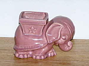 PINK CIRCUS ELEPHANT PLANTER (Image1)