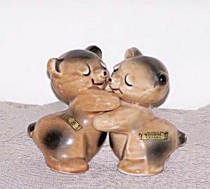 VAN TELLIGEN SNUGGLE HUGS BEARS SHAKERS (Image1)