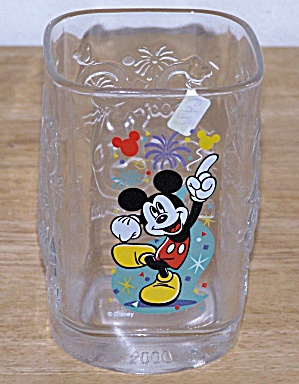 2000, MICKEY DANCING, MC DONALD GLASS (Image1)