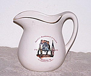 1976 AMERICA�S BICENTENNIAL OF FREEDOM PITCHER (Image1)