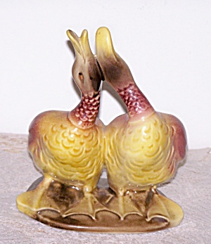 PAIR OF DUCKS PLANTER, HULL (Image1)