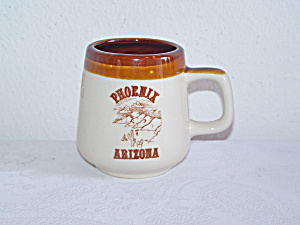 Pheonix Arizona Souvenir Coffee Mug