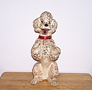 STANDING FEMALE POODLE (Image1)