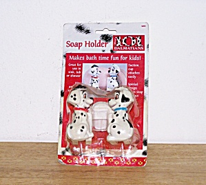 DISNEY�S 101 DALMATIANS SOAP HOLDER (Image1)