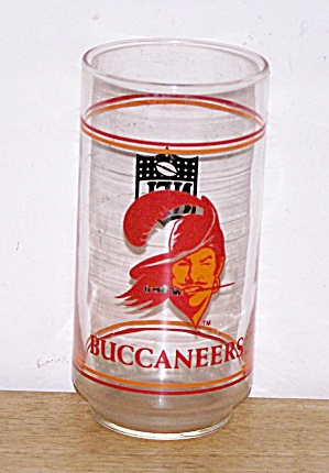 TAMPA BAY BUCCANEERS GLASS (Image1)