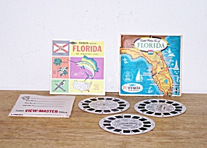 GUIDED PICTURE TOUR OF FLORIDA, VIEW MASTER REEL (Image1)