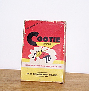 THE GAME OF COOTIE, CA. 1949 (Image1)