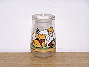 Disney's Pooh's Grand Adventure Welch's Glass