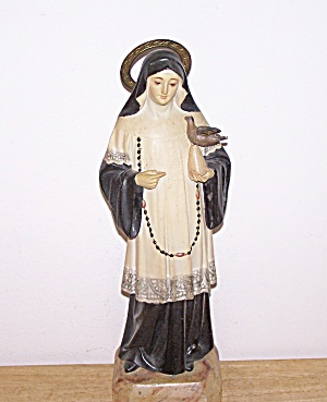 ST. THERESE FIGURINE (Image1)