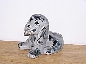 SAD EYED DOG PLANTER (Image1)