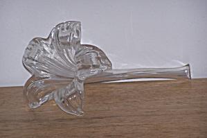 GLASS EPERGNE HORN (Image1)